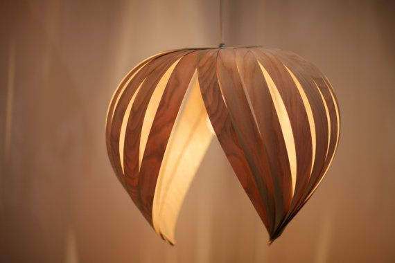 Noisette 1 Wood Veneer Lamp In 2020 Lamp Wood Veneer Wood Lamps