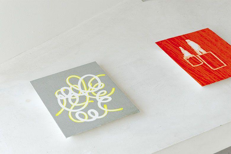 """""""Yasuyoshi Tokida Exhibition"""" gallery N, Nagoya, Japan, 2013, Art by Yasuyoshi Tokida, 常田泰由"""