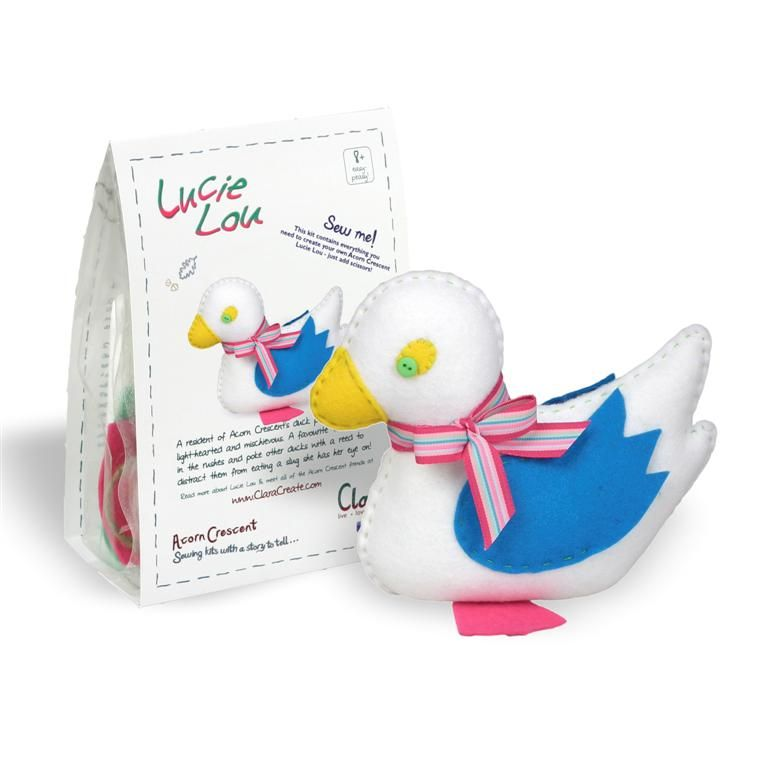 Lucie-Lou Sewing Kit £9.99