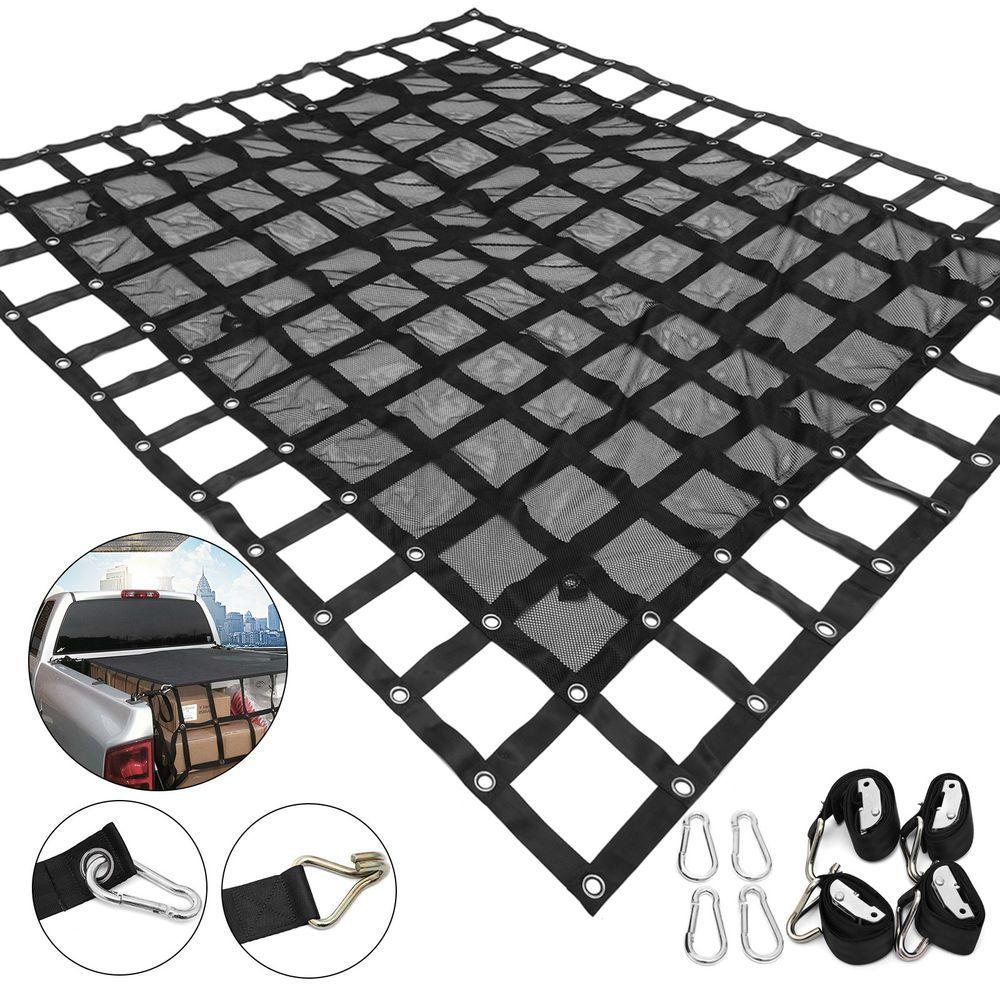 Truck Bed Cargo Net >> Safetyweb Cargo Gladiator Gear Truck Bed Cargo Net 2t 4400lb
