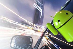 Google introducirá Android como sistema operativo para los automóviles