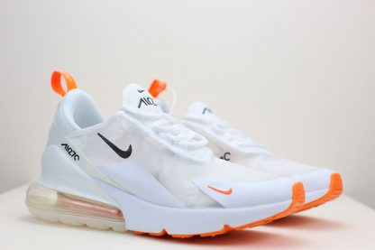 cheaper 071da 0d371 Nike Air Max 270 Summer White/Total Orange in 2019 | Nike ...