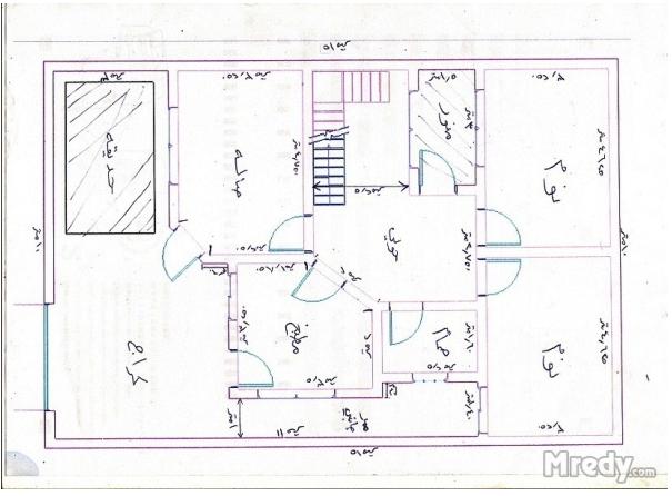 صور خرائط وتصاميم منازل و شقق مساحات صغيرة ومتوسطة تصاميم بيوت صغيرة مخططات منازل House Plans How To Plan House Design