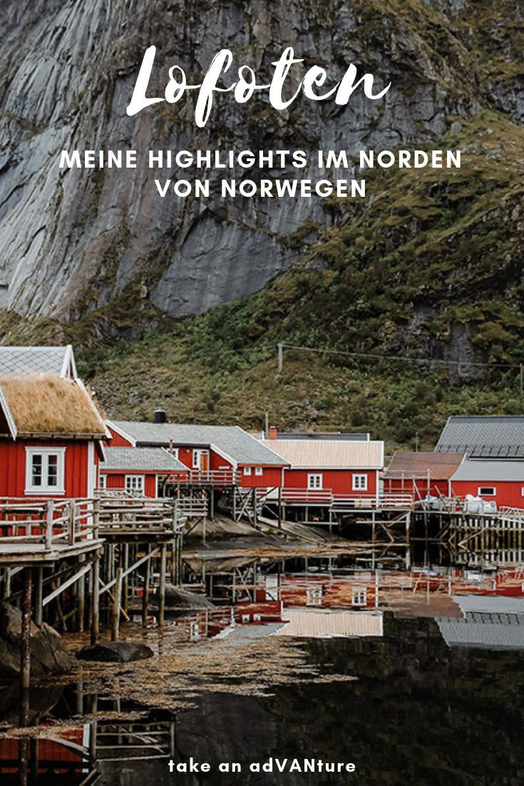 Photo of Lofoten sights: My highlights in the north of Norway // take an adVANture