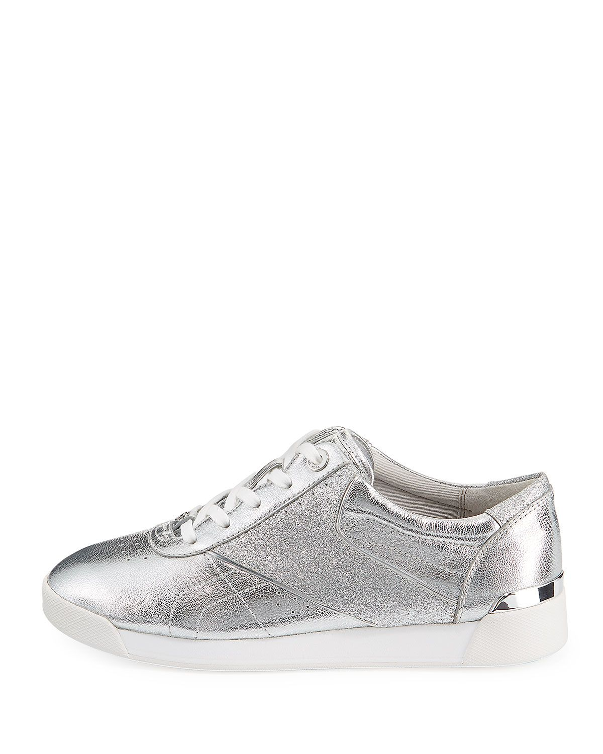 e761d2e266 Michael Michael Kors Addie Metallic Lace-Up Sneaker | Products ...