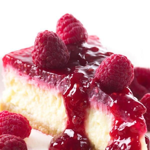 Recipe: Quick And Easy Cheesecake With Raspberry Coulis