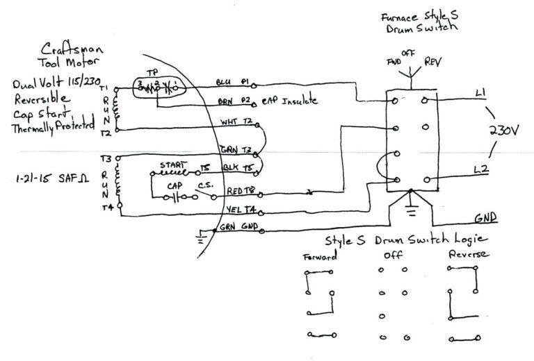 Vfd Starter Wiring Diagram Diagram Wire Motor
