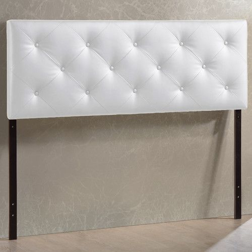 Found it at AllModern - Orlando Upholstered Panel Headboard