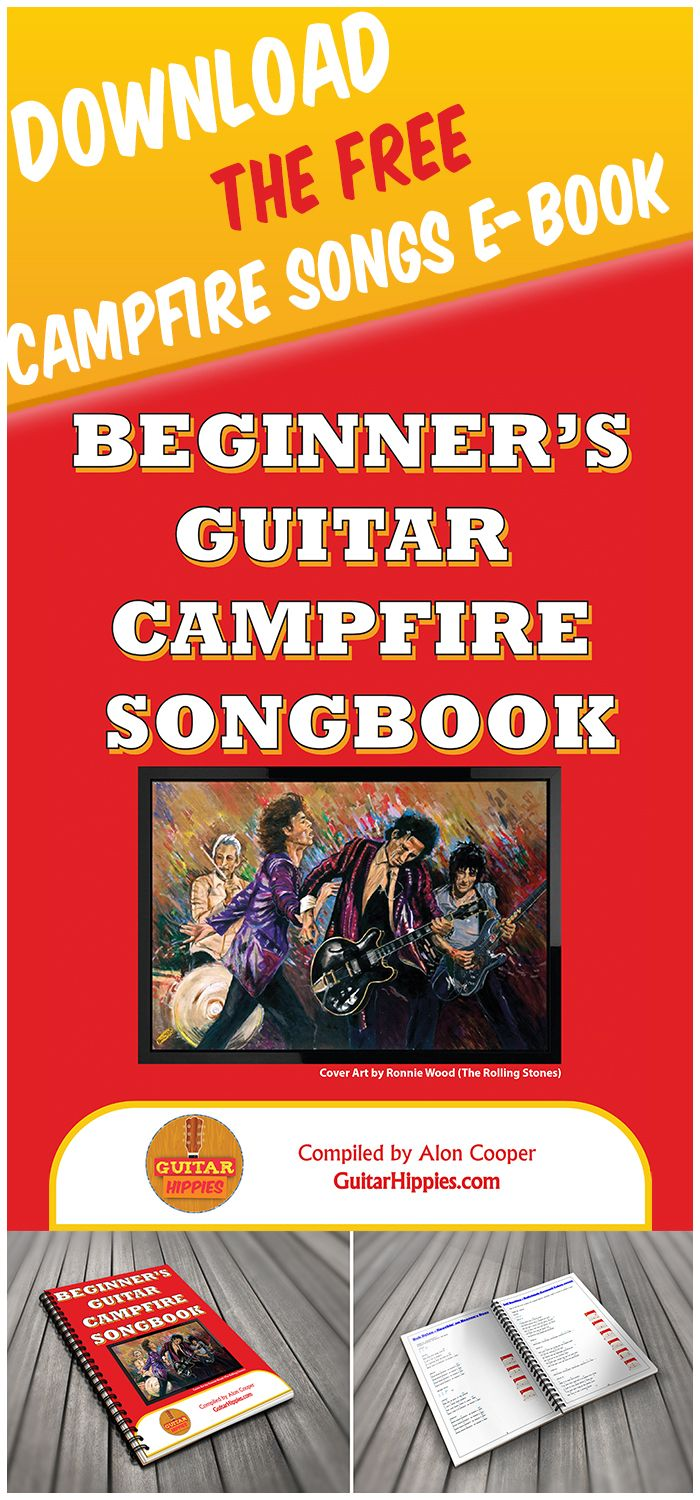 Download The Printable Guitarhippies Campfire Songbook Guitar