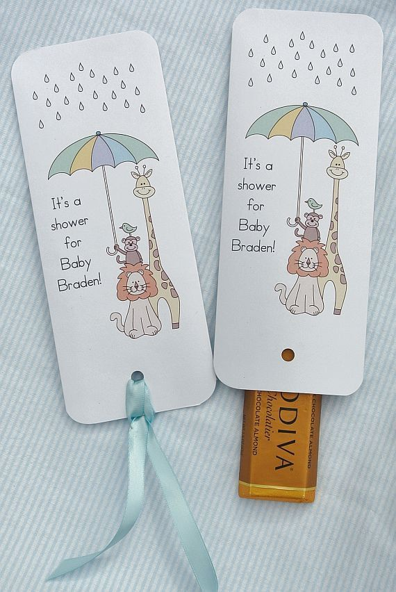 Baby Shower Favors Baby Boy Shower Baby Shower Animal Favors
