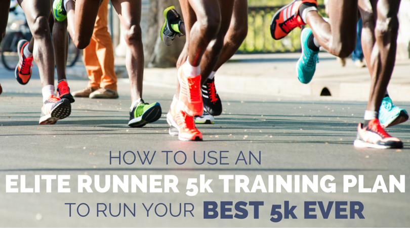 5k Specific Training Learning From Elite Runners 5k Training Plan Track Workout 5k Training