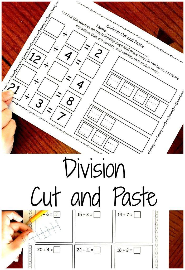 Free Division Worksheets | edHelper.com