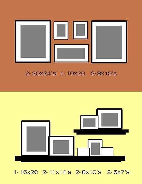 wall photo layout ideas | followpics.co | Decorating Ideas ...
