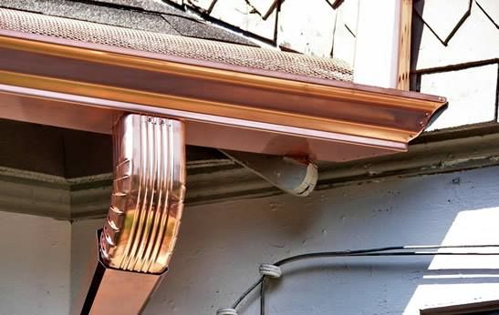 Anti Corrosive Coating Over Ms Roof Gutters Of Isp Factory Epoxy Flooring Epoxy Floor Gutters Copper Gutters