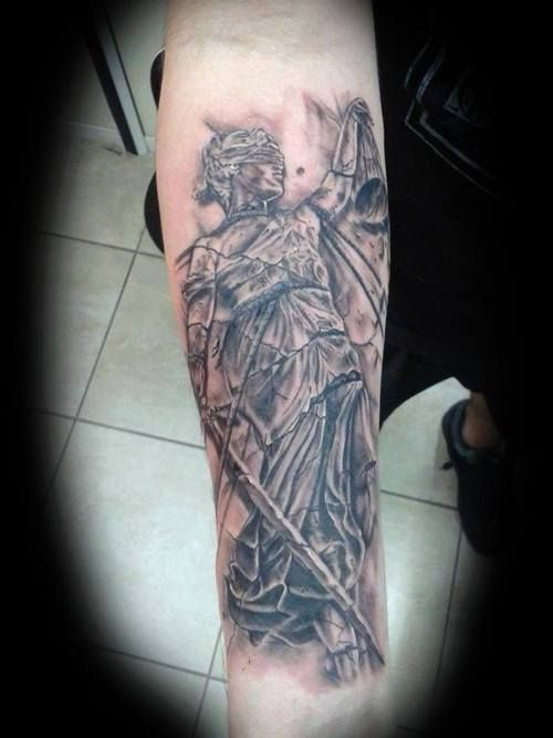 And Justice For All Justice Tattoo Tattoos Metallica Tattoo