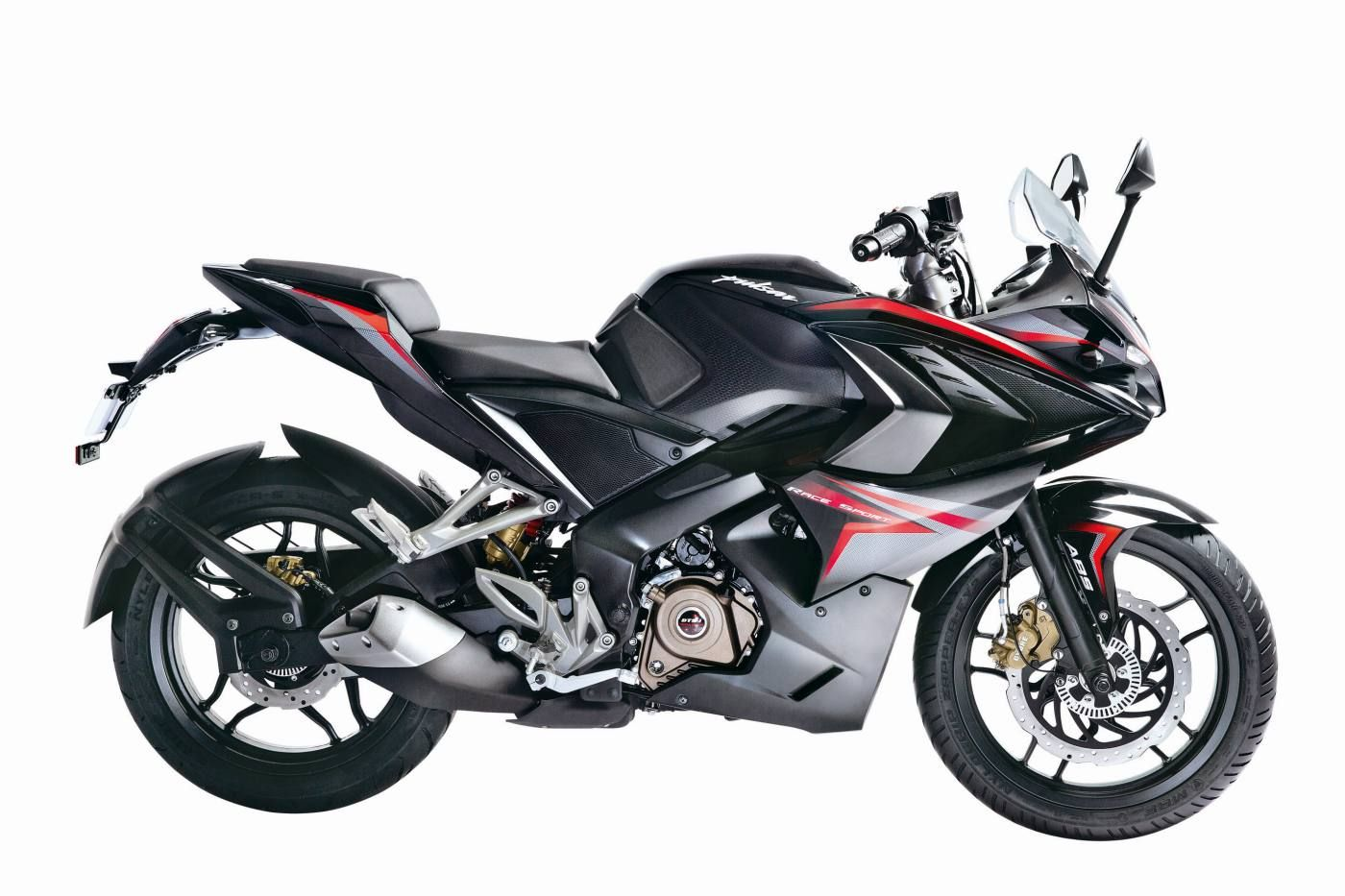 The new bajaj pulsar rs200 has had bajaj s cash registers singing ever - Bajaj Pulsar Rs 200 Fear The Black Edition Has Been Launched With A Sporty Demon Black Color Options The New Color Will Continue Alongside Red And Yellow