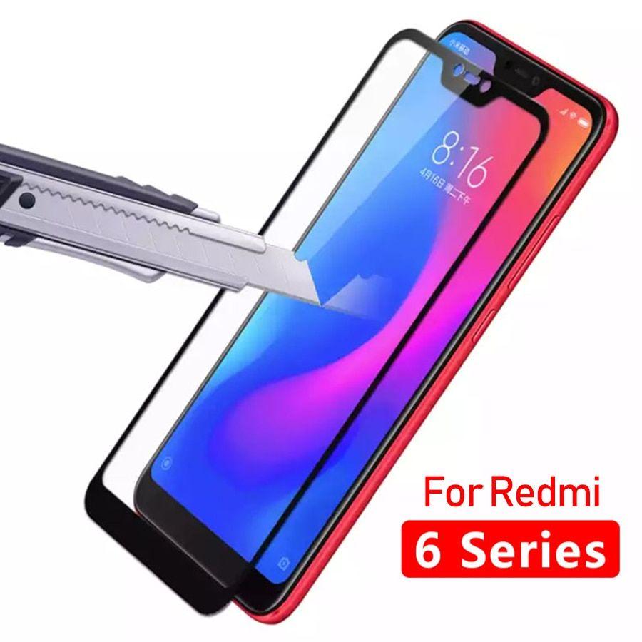 Tempered Glas For Xiaomi Redmi 6 Pro 6a A6 Protective Glass Case On The Xiomi Xiami Xaomi Redmi 6 A 6a Pro A6 6pro Cover Film Xiaomi Temper Case