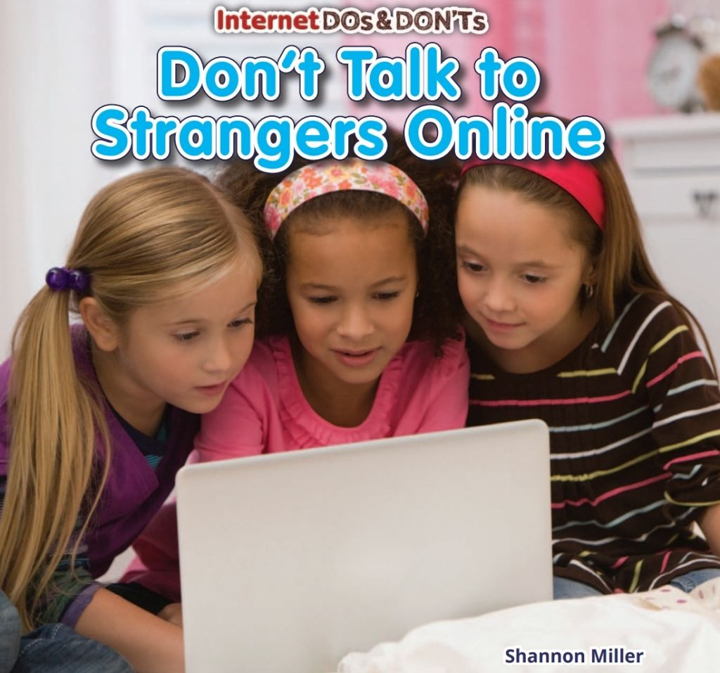 Dont talk to strangers online ebook strangers online