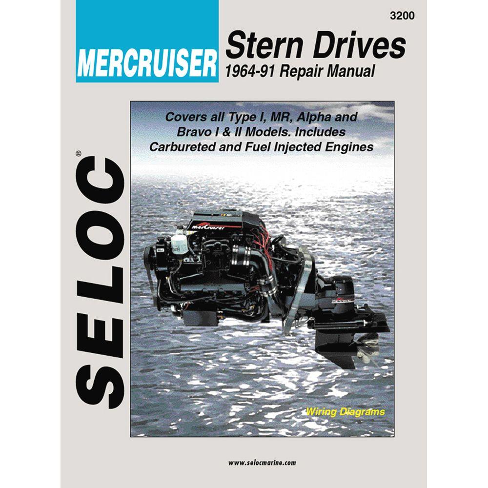 Manual For 1986 Volvo Penta Outdrive 270 Trim Wiring Diagram Seloc Service Mercruiser Stern Drive 1000x1000