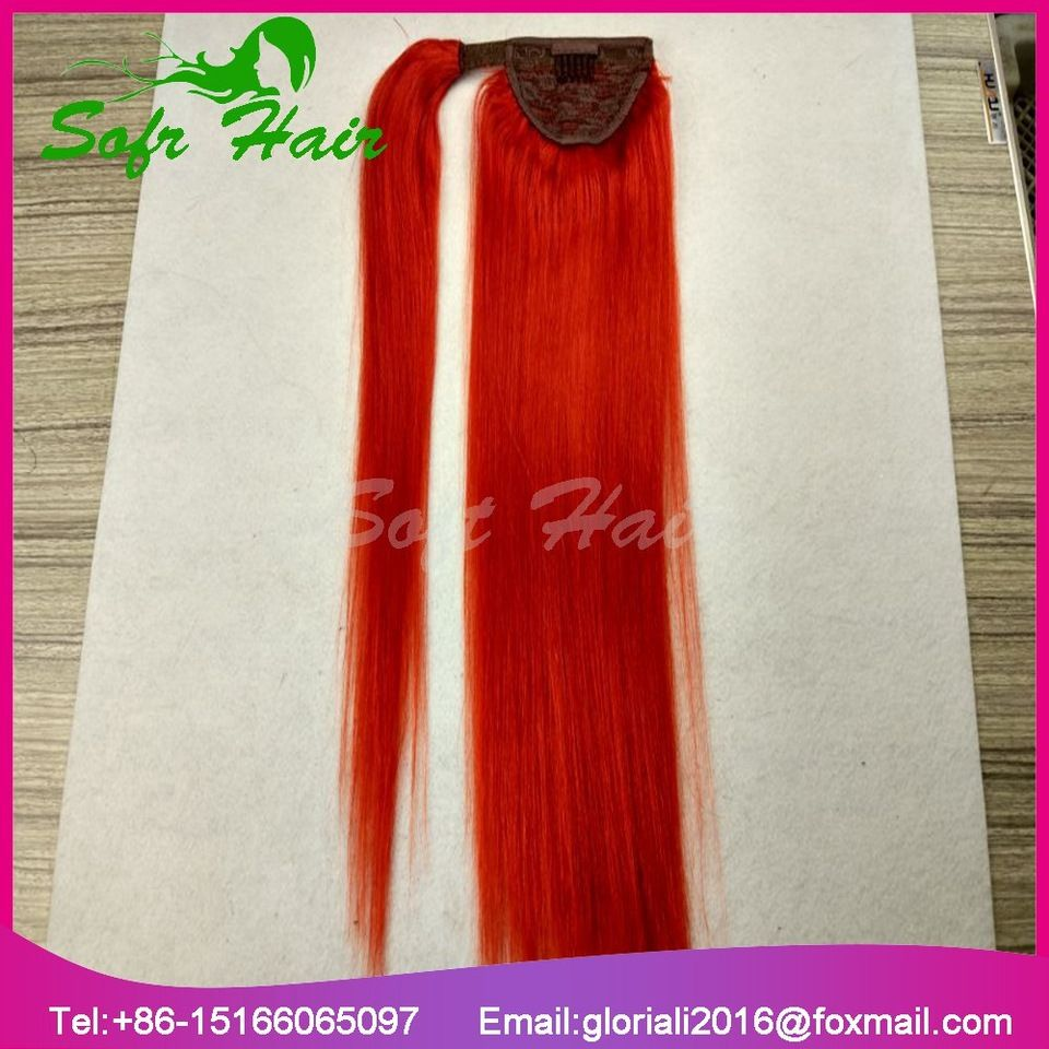 Alibaba Express Qingdao 8a Raw Wholesale Brazilian Hair Clip In Claw