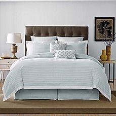 Bedroom Ideas Real Simple image of real simple® soleil duvet cover in aqua | coastal bedroom