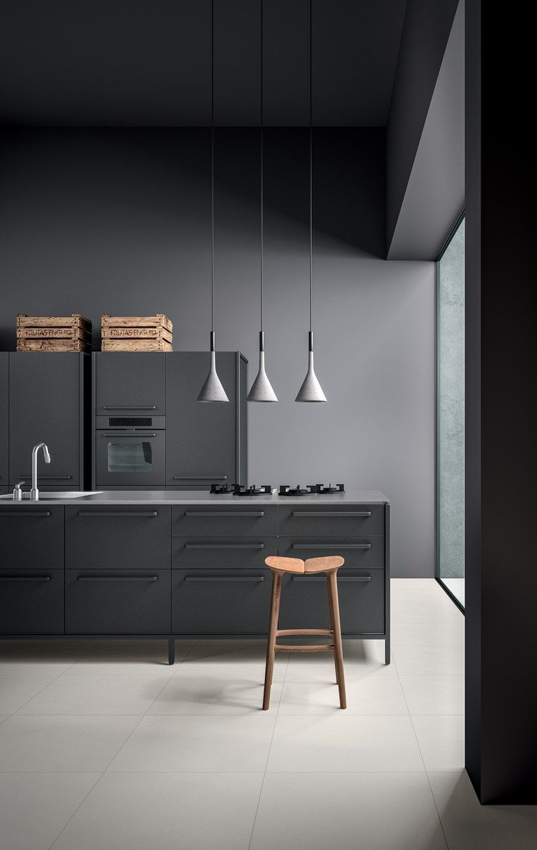 pin von ikarus auf k che in 2019 innenarchitektur k che k chendesign und k che schwarz. Black Bedroom Furniture Sets. Home Design Ideas