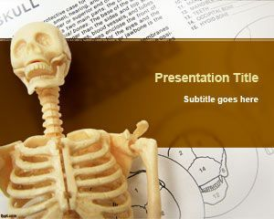 Skeleton powerpoint template xray pinterest skeletons and template free skeleton powerpoint template is a nice anatomy powerpoint design and background that you can use for science projects learning anatomy courses online toneelgroepblik Image collections