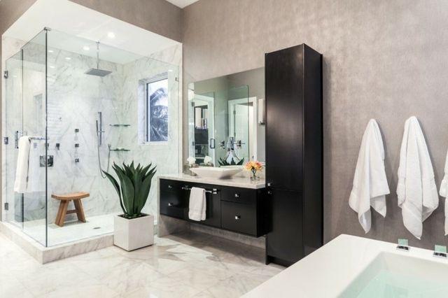 100 idées de déco pour la salle de bain contemporaine