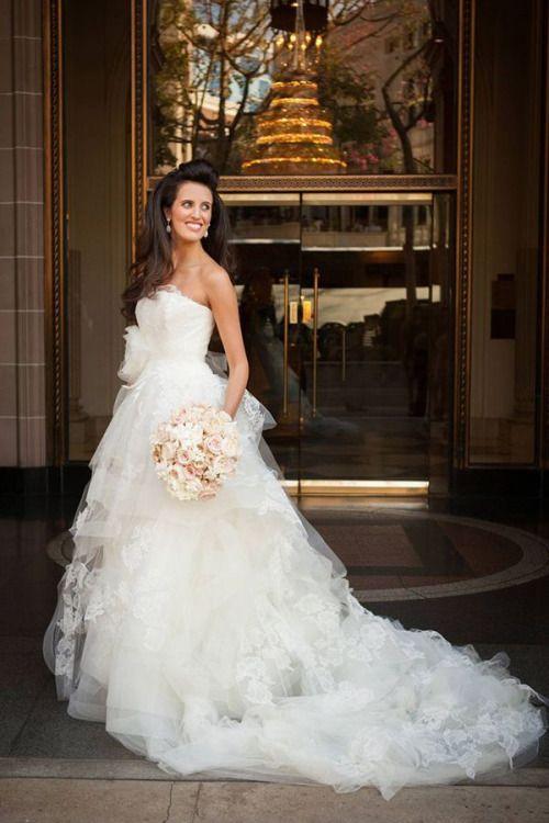 http://chicerman.com everythingsparklywhite:  Vera Wang #weddingsuits