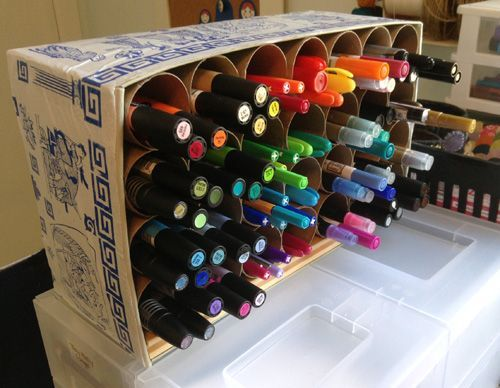 Art Projects With Toilet Paper Rolls For Kids Recycled