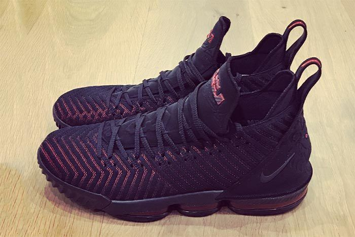 the best attitude 62395 85ea2 LeBron James Finally Reveals the LeBron 16