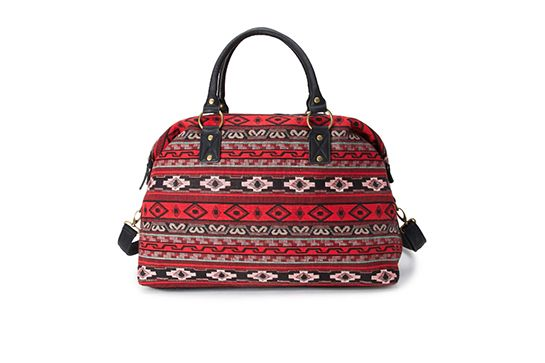19 Weekender Bags For A Super-Chic Trip #refinery29  http://www.refinery29.com/weekender-bags#slide10