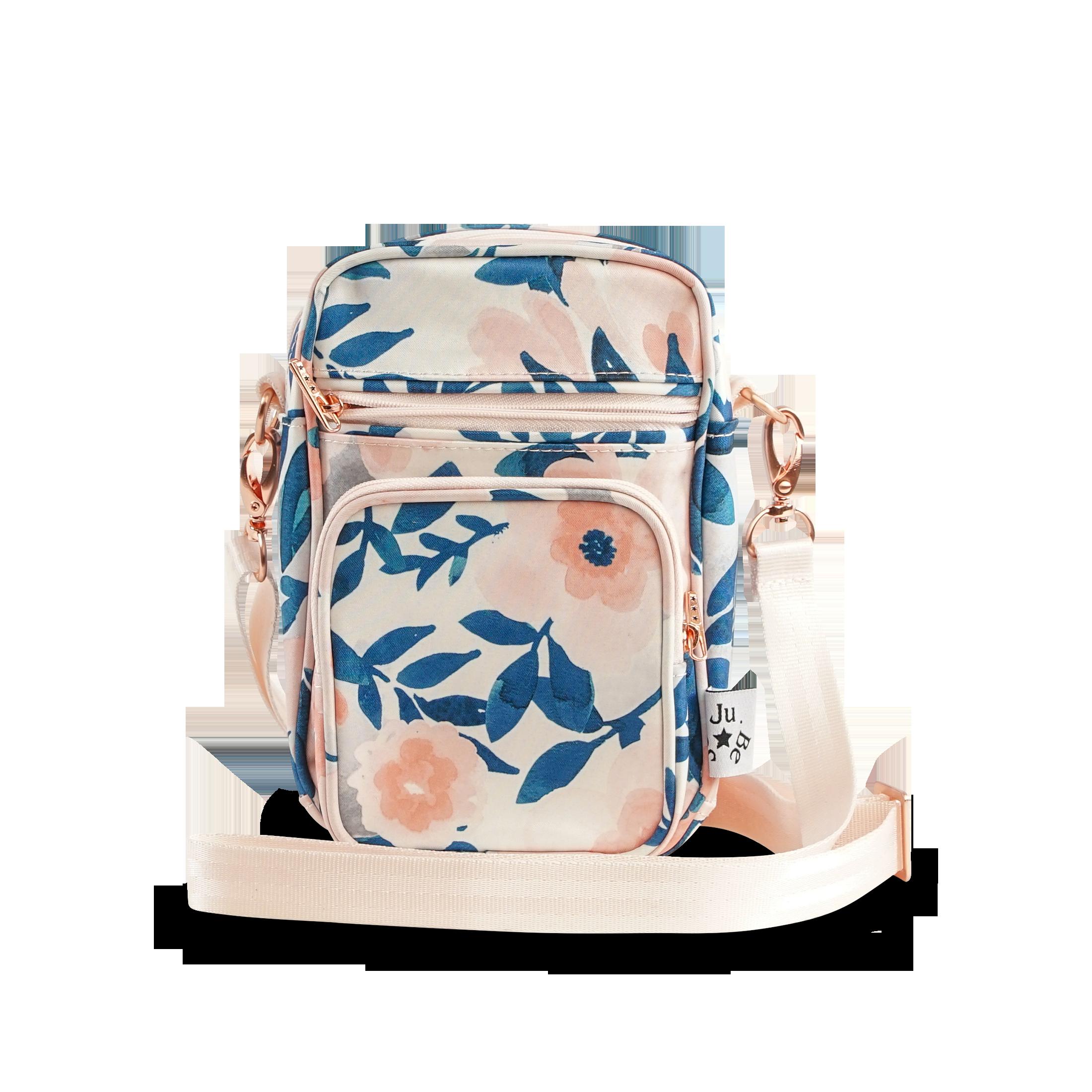 2936b4c826bf Whimsical Watercolor Mini Helix Diaper Bag Organization