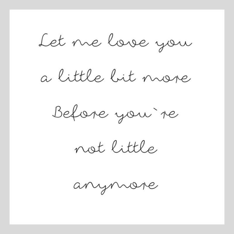 Download Kaart Let me love you Kaartje met tekst Let me love you a ...