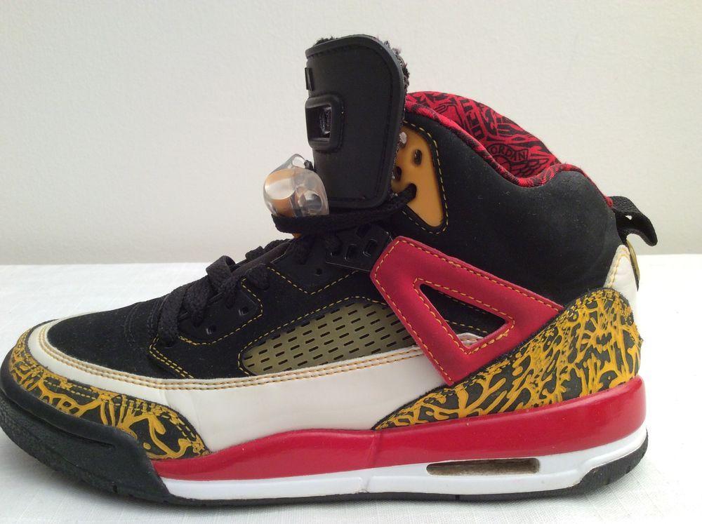 c6fcf14764b70e Nike Air JORDAN SPIZIKE KING S COUNTY  317321-071  Youth Basketball Shoes  Sz 6Y  Nike  BasketballSneakers