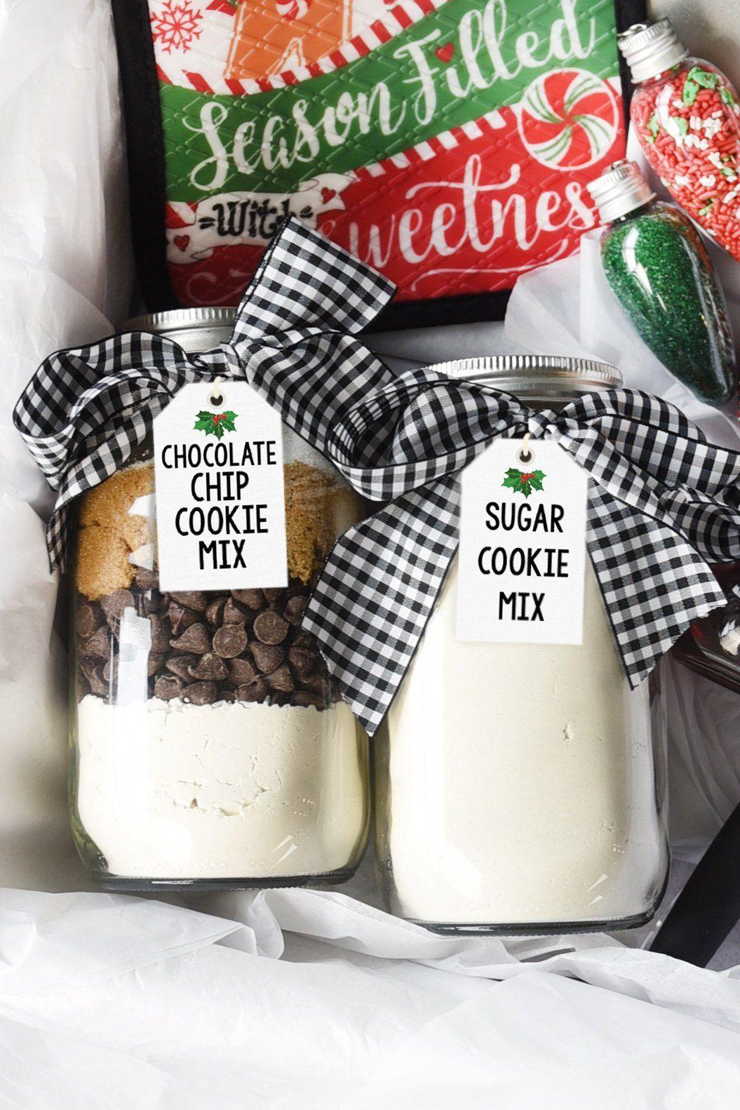 Christmas cookie kit baking gift sprinkle some fun
