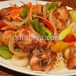 طريقة عمل دجاج صيني Food Chicken Meat