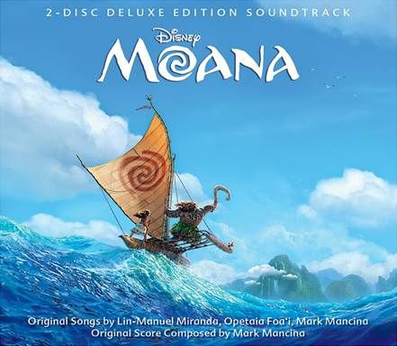 Moana Clips And Soundtrack Release Walt Disney Records How
