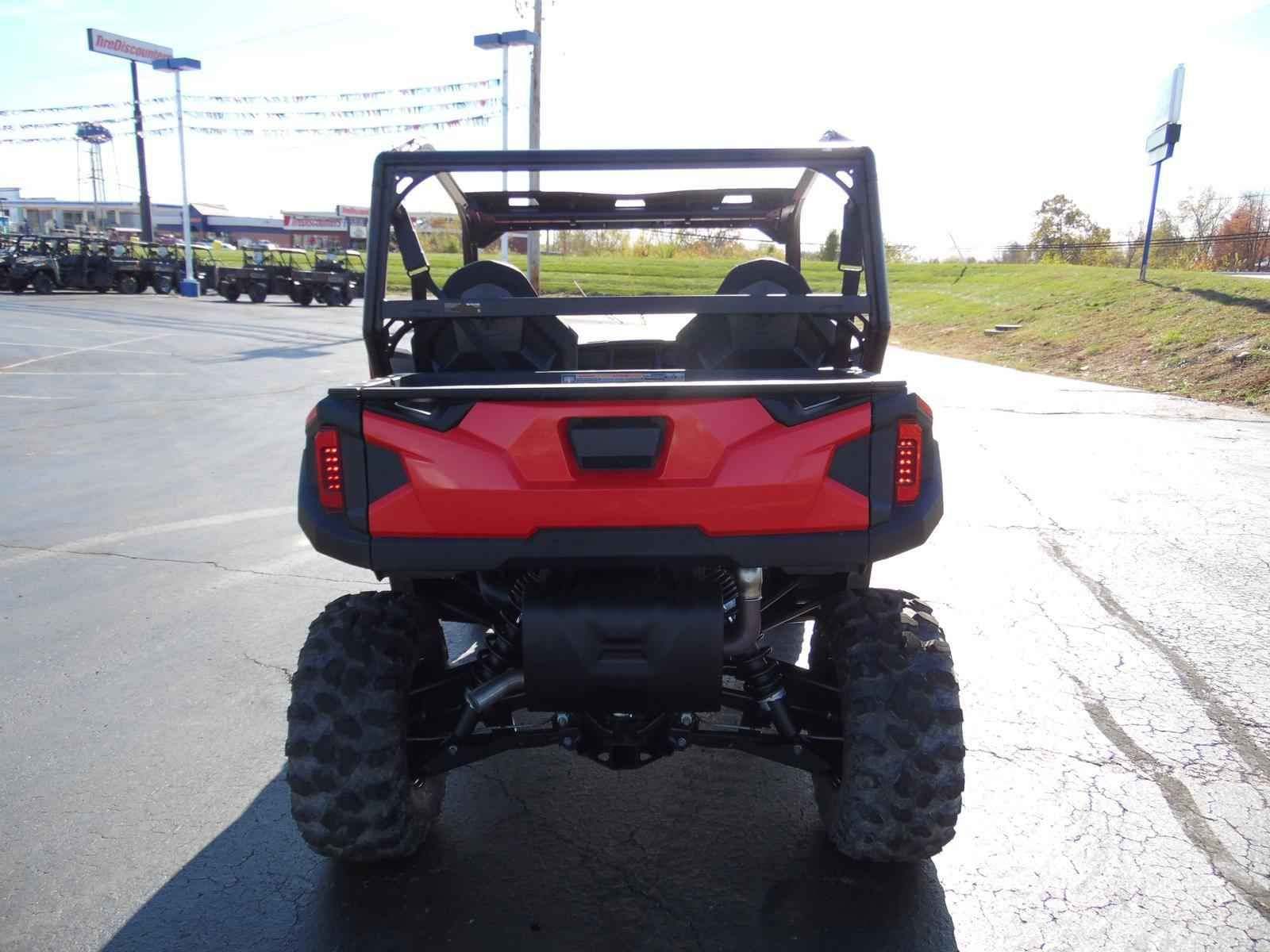 New 2017 Polaris Polaris General 1000 Eps Indy Red Atvs For Sale In Kentucky 2017