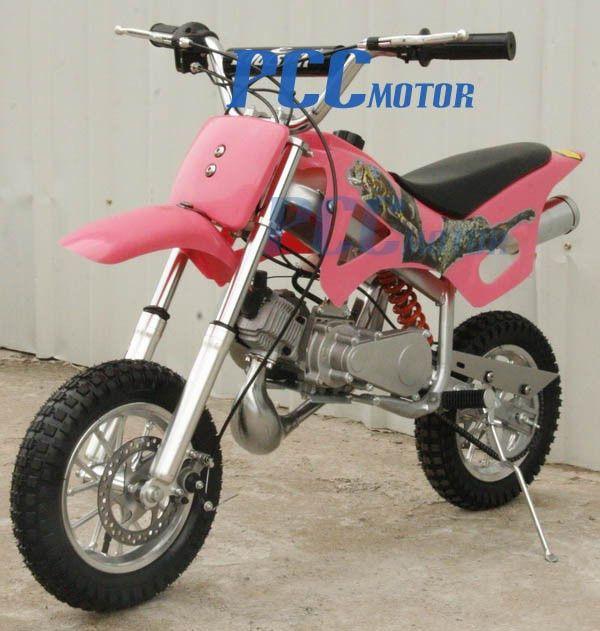 Free Shipping 2 Stroke Motor Mini Bike Dirt Pocket Bike H Db49a