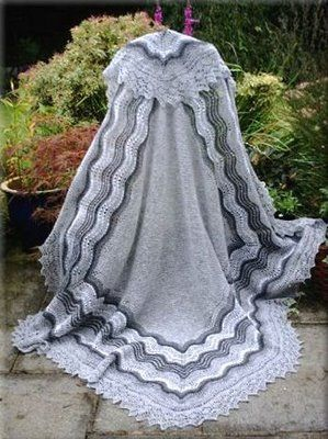 What Is A Shetland Hap Shawl Knitted Shawls Lace Knitting