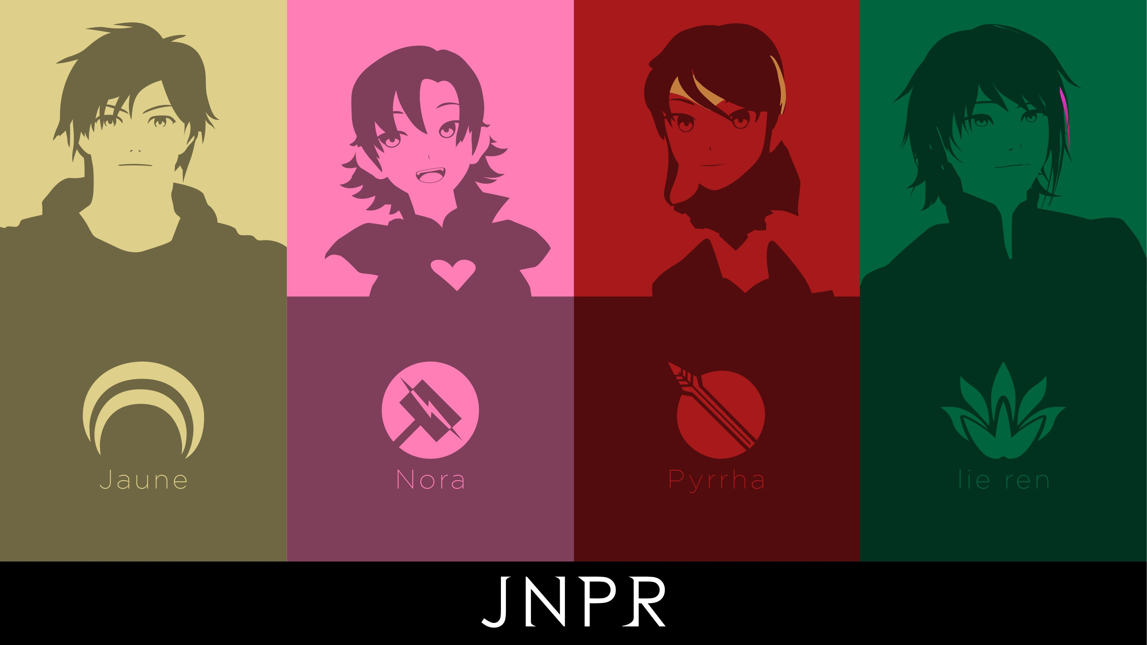 JNPR Team Wallpaper By DanTherrien101 On DeviantArt