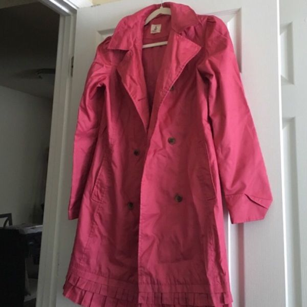 For Sale: Pink Land's End Jacket for $30