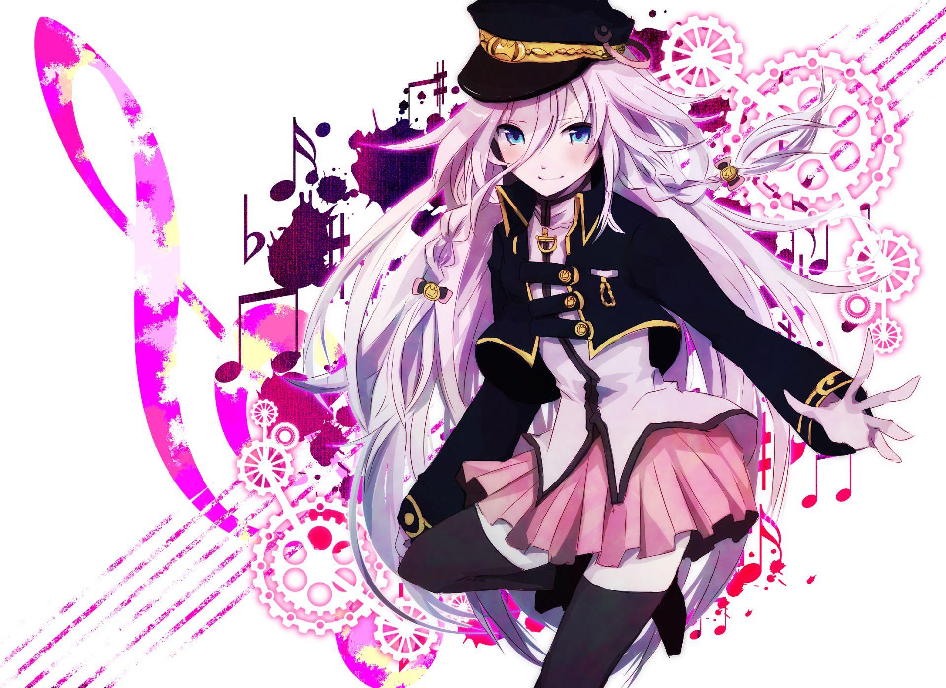Anime Vocaloid Ia Vocaloid Wallpaper Vocaloid O Manga