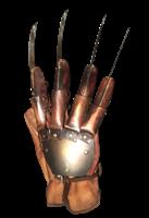 A Nightmare On Elm Street 3 Dream Warriors Lifelike Freddy Kreuger Glove Prop Nightmare On Elm Street Dream Warriors Freddy Krueger