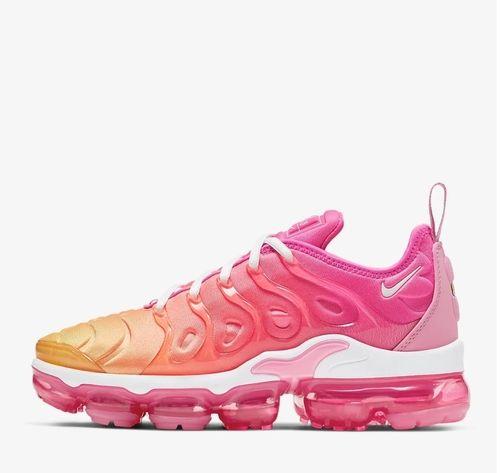 air vapormax plus rosa