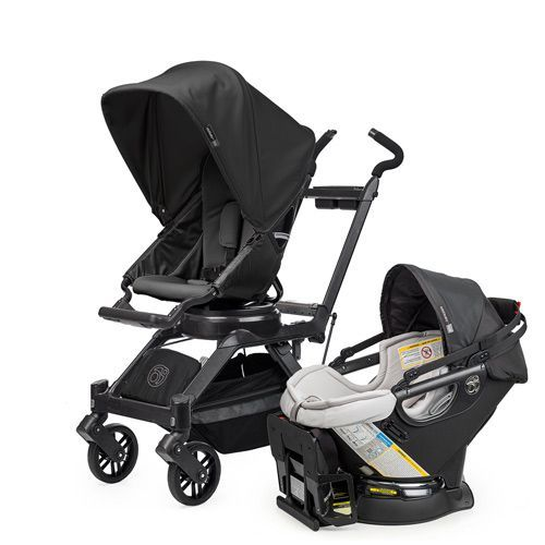 Orbit Baby Drive And Stroll Travel System