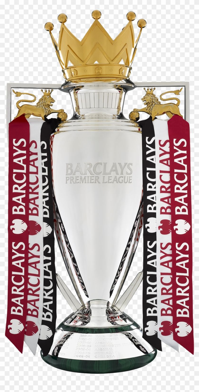 Find Hd 1st Place The Premier League Trophy Hd Png Download To Search And Download More Free Tr Premier League Barclay Premier League Premier League Football