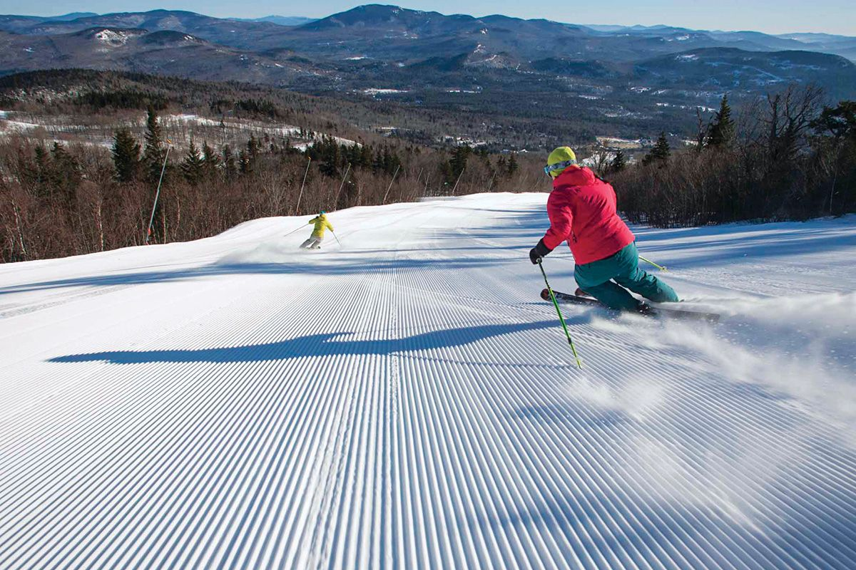 four essential new england ski resorts | pinterest | resorts