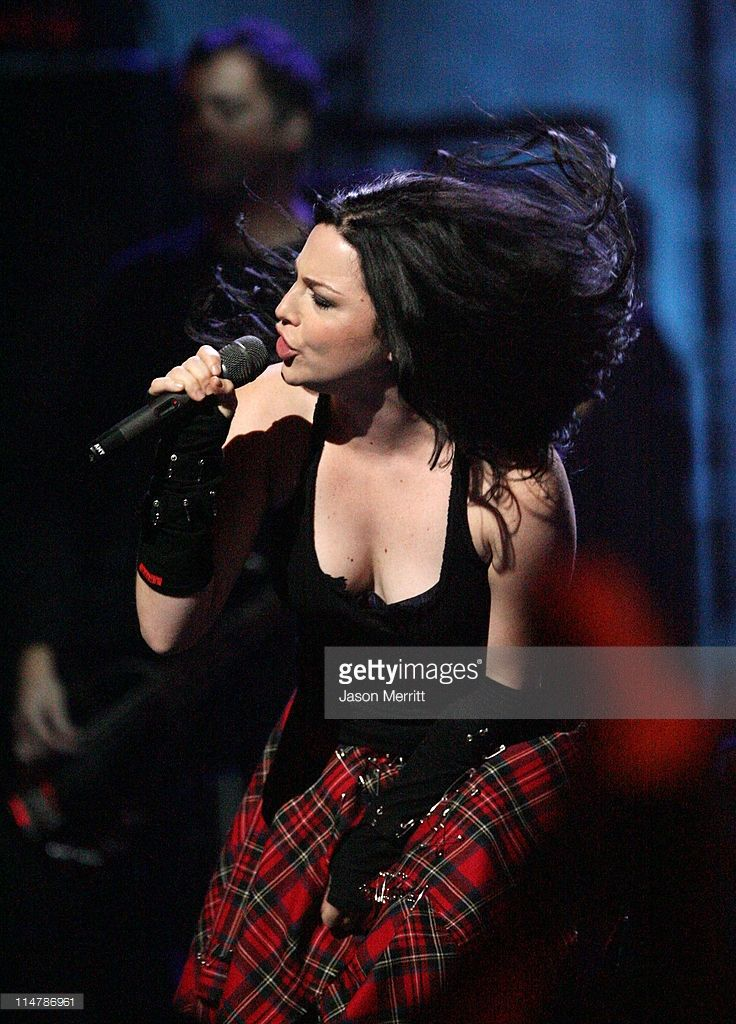 Mtv Video Music Awards Latin America 2006 Show Amy Lee Amy